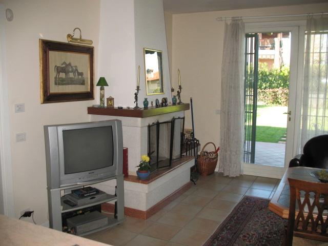 foto 2 di Moniga del Garda Appartamento con Giardino - Rif. 207