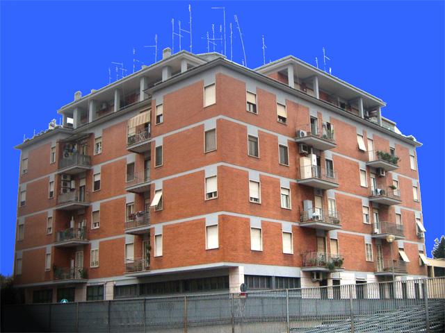 foto 1 di Affittasi Bilocale Buono Roma casalbertone - Rif. 158