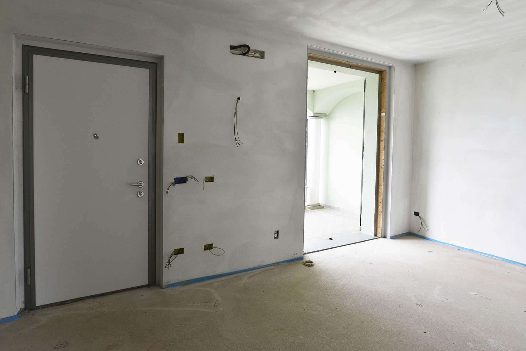 Villa con terrazzo, Alseno lusurasco