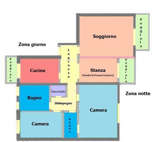 Appartamento con box a Venezia in via piave - mestre - 01