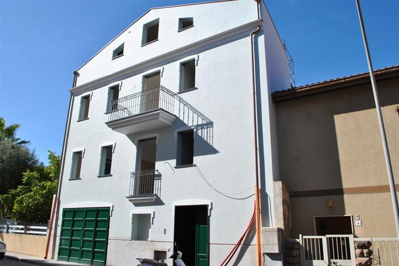 Attico con terrazzo a Alghero in via cervi - 01
