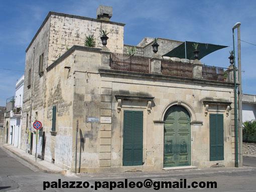 Casa indipendente a Palmariggi in garibaldi - centro storico - 01