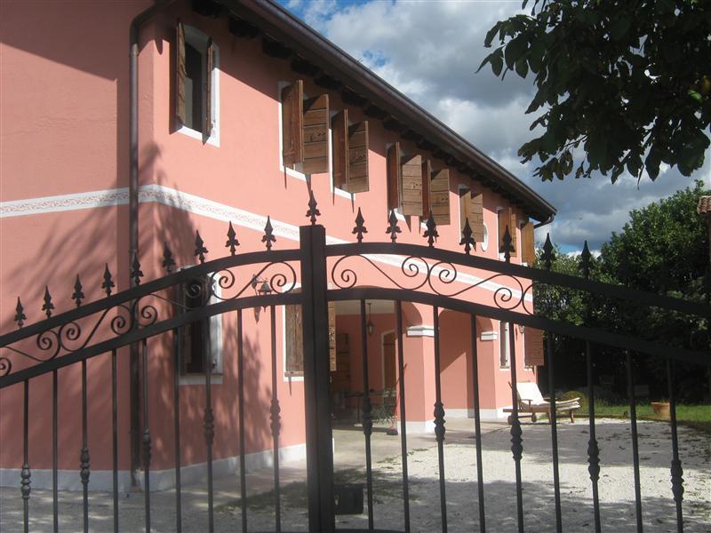 Casa indipendente con giardino a Vigodarzere in via perarello 22 - 01