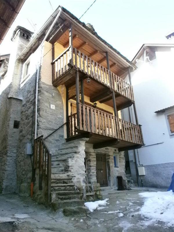 Casa/baita valle d'antrona