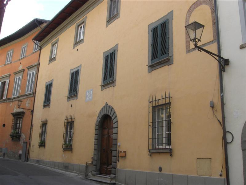 Appartamento in palazzo storico nel borgo
