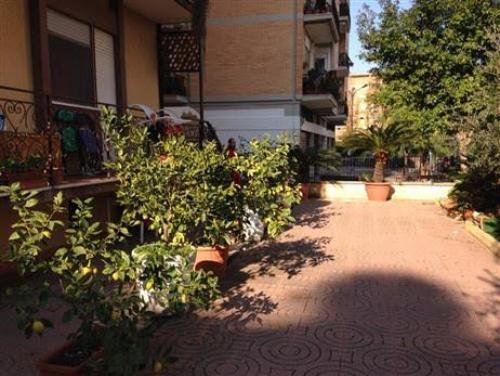 Luminosissimo appartamento con giardino