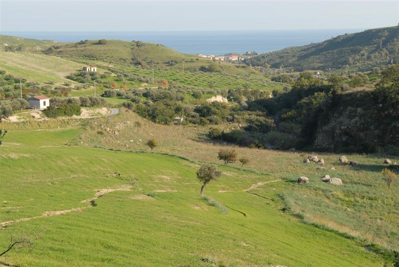 Vendo terreno in calabria per realizzare struttura turistico ricettiva