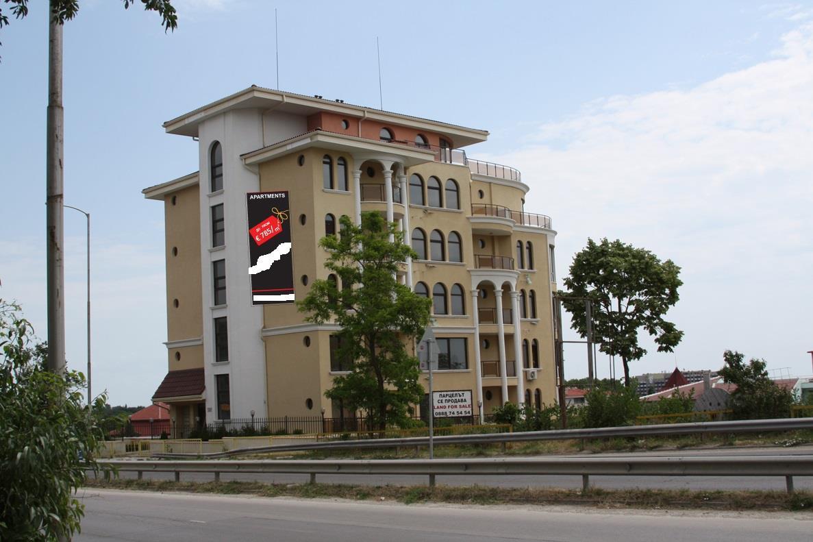 Nuova Costruzione a Varna la Perla del Mar Nero