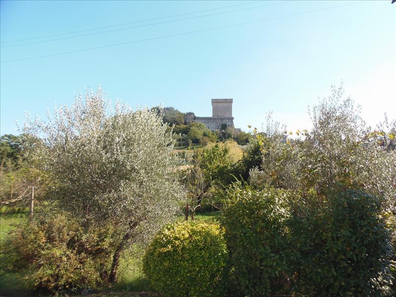 Appartamento con giardino a Sarteano - 01