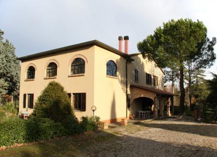 Villa con giardino a Pienza - 01