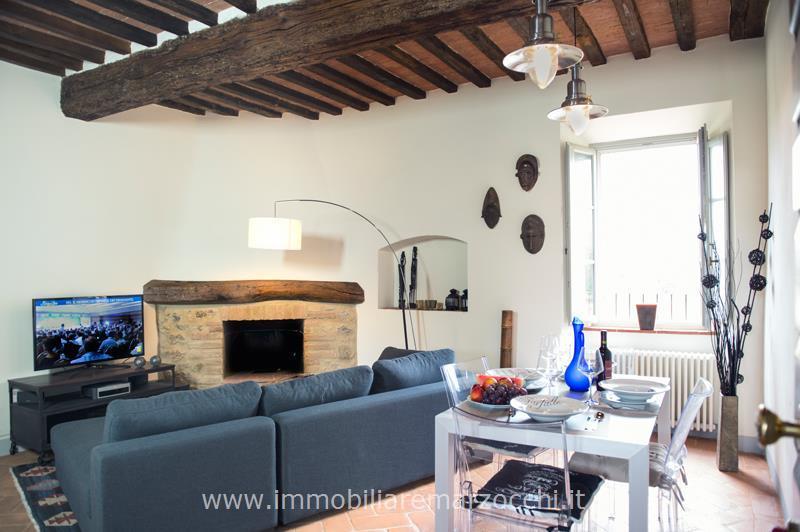 Appartamento in vendita, Monteriggioni santa colomba