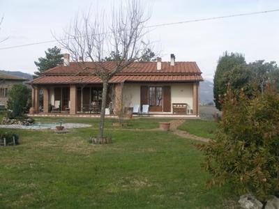 Villa con giardino a San Casciano dei Bagni - 01