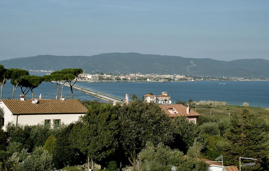 Villa con terrazzo Monte Argentario porto ercole