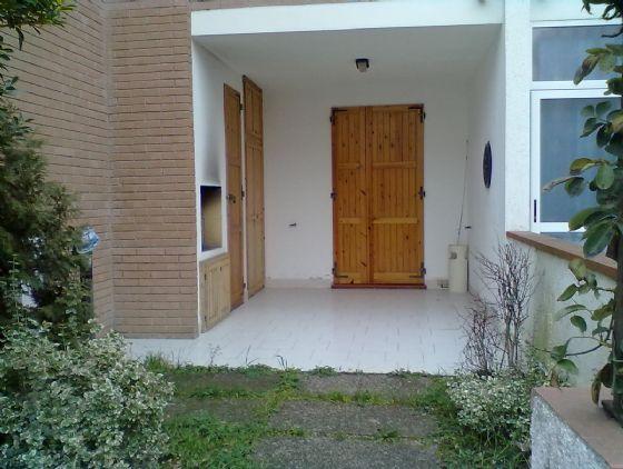 Villa a Comacchio - lido degli estensi - 01, portico