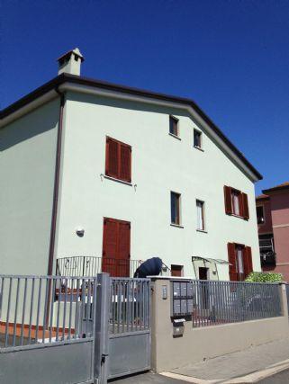 Casa indipendente con giardino a Vezzano Ligure - bottagna - 01, PROSPETTO