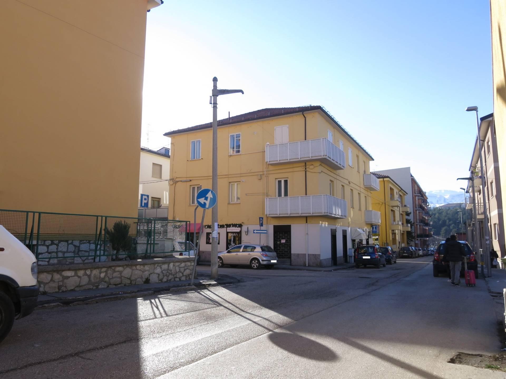 Trilocale in vendita, L'Aquila torrione