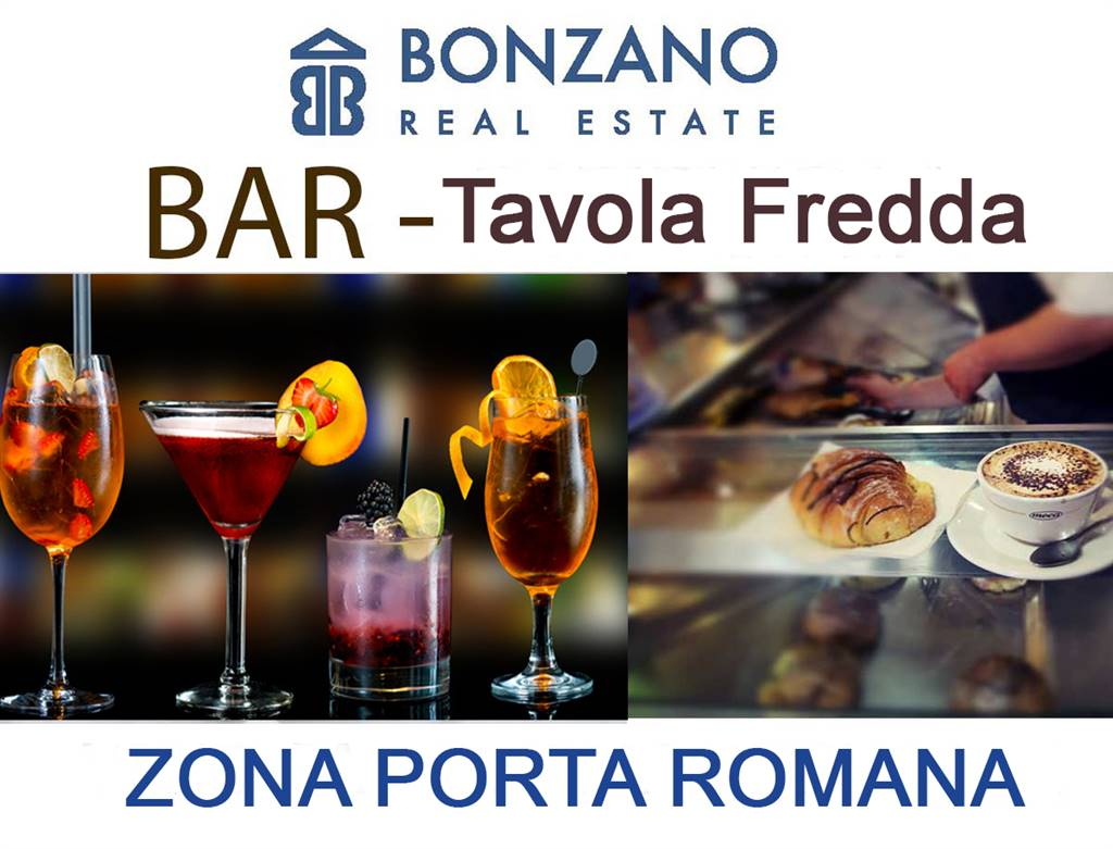Attività commerciale Bar e tabacchi in vendita, Milano porta romana