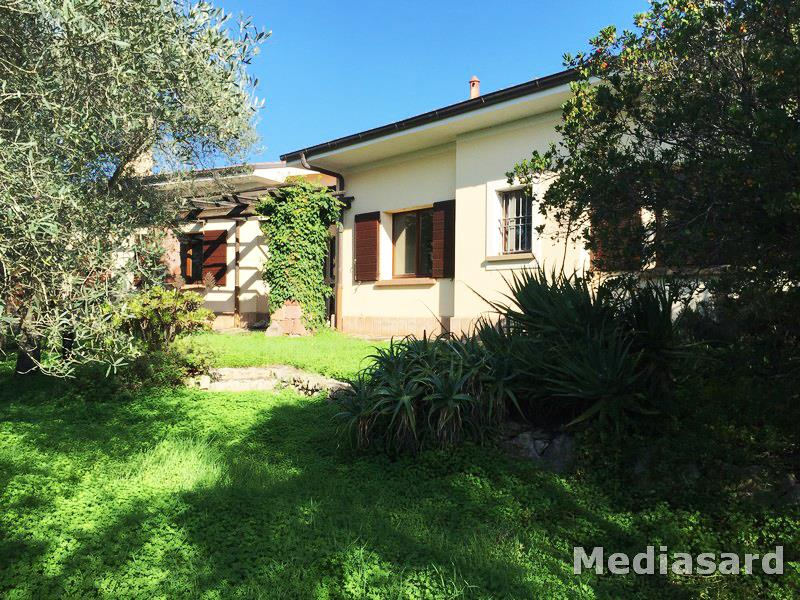 Villa con giardino Alghero z6-cunetta-valverde