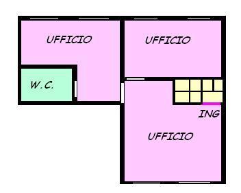 Affitto ufficio a Mirano - 01
