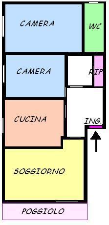 Vende appartamento con terrazzo a Spinea - 01