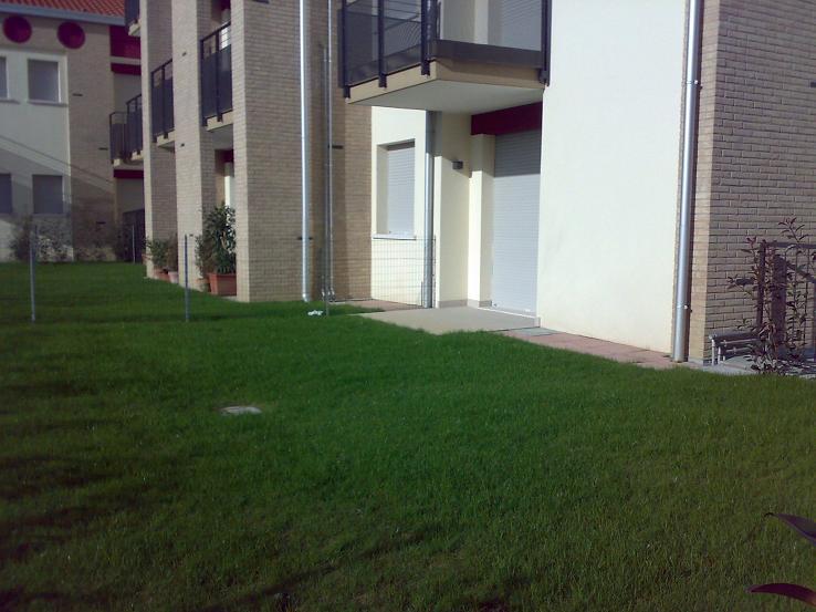 Vende bilocale con giardino a Mirano - 01
