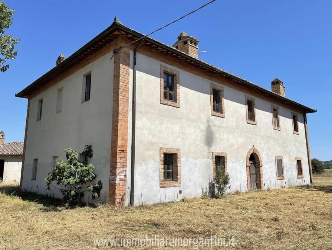 Rustico con giardino a Chiusi - montallese - 01