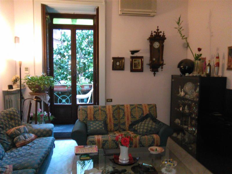 Appartamento con giardino parco pargherita Napoli