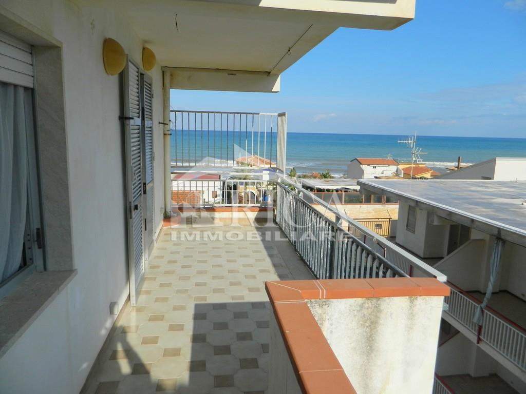 Appartamento in vendita in zona battigia, Alcamo