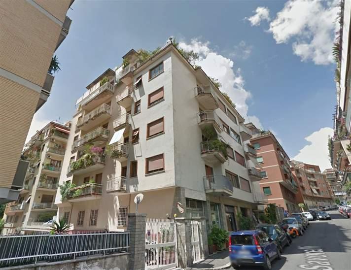 Appartamento da ristrutturare Roma aurelio