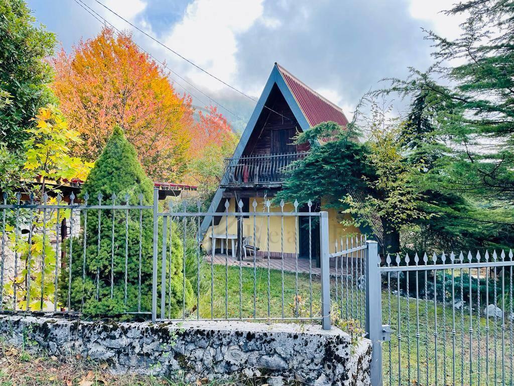 Vende villa con terrazzo a Alvito