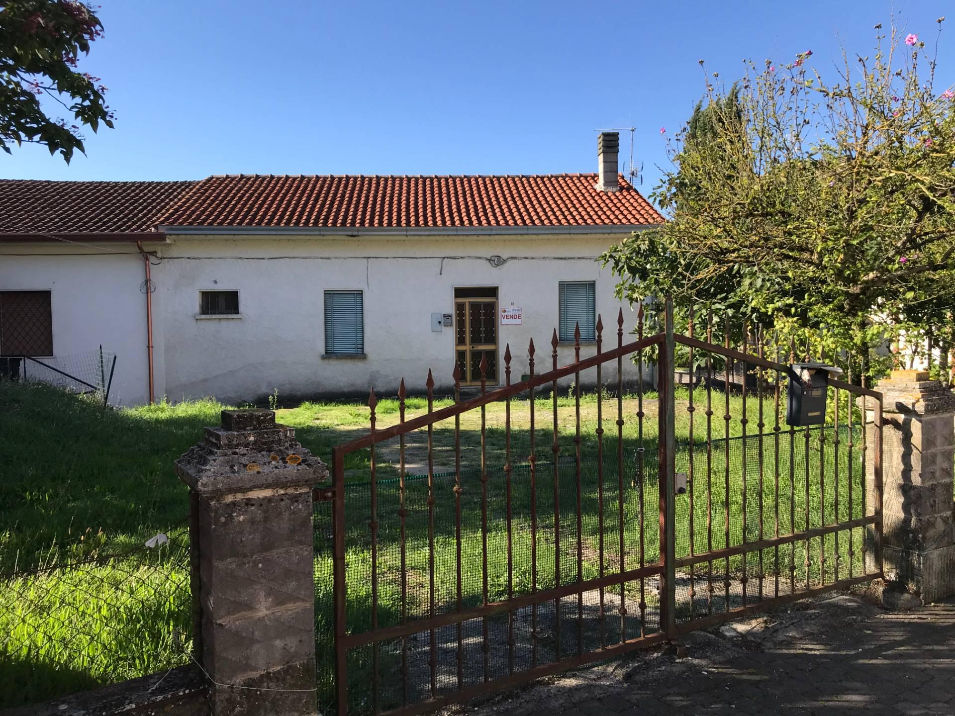 Vende casa indipendente a Vicalvi