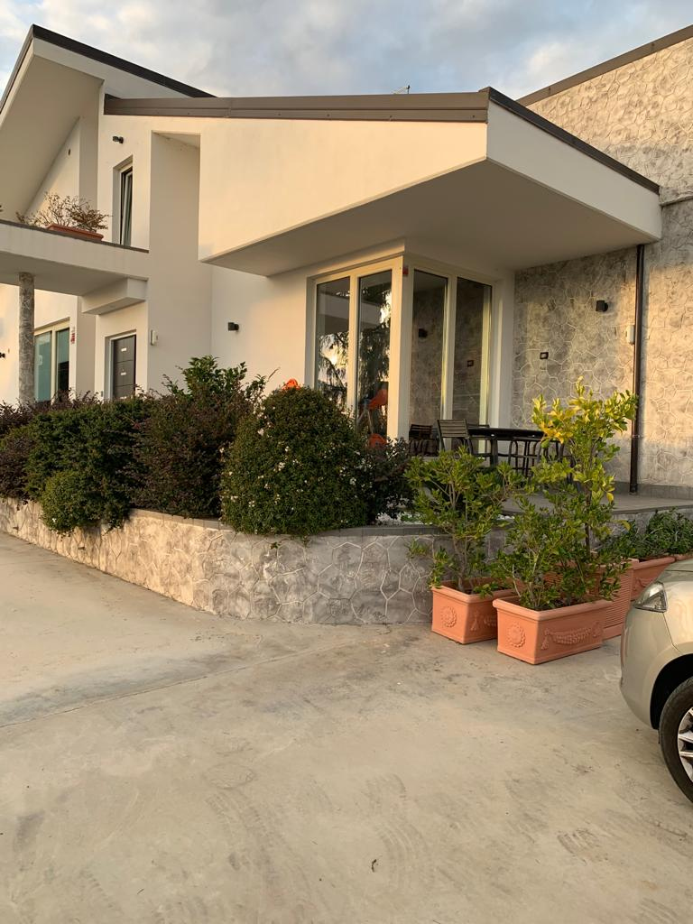Villa con terrazzo a Veroli