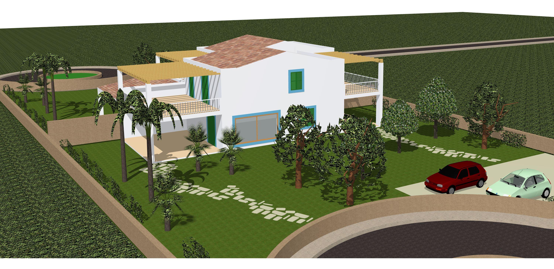 Villa a Terrasini in città del mare - 01