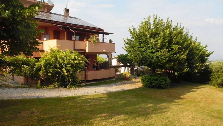 Villa con terrazzo Martinsicuro villa rosa