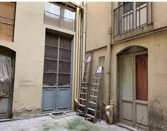 Locale commerciale da ristrutturare, Firenze oltrarno