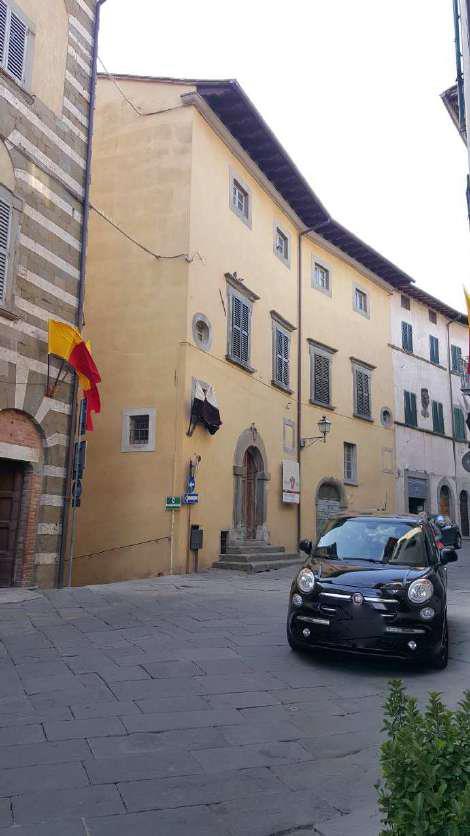 Stabile/Palazzo a Lucignano in via matteotti 48 - 01