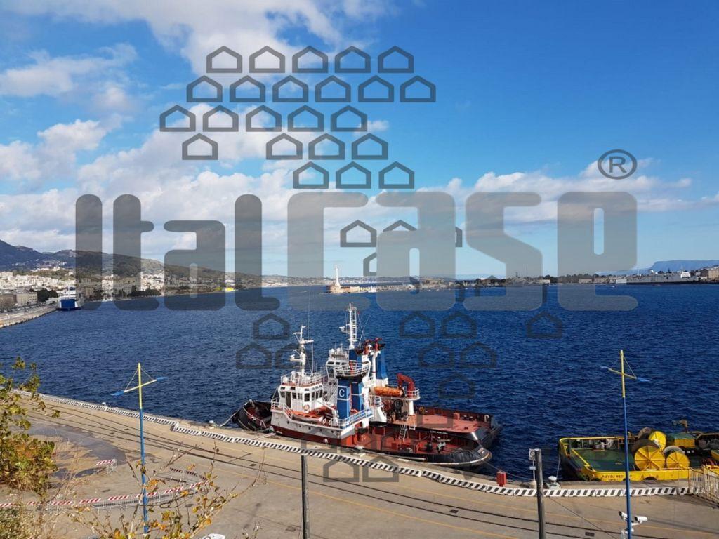 Trilocale vista mare a Messina