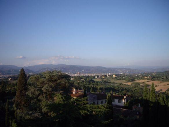 Vendo attico ottimo Firenze bellosguardo