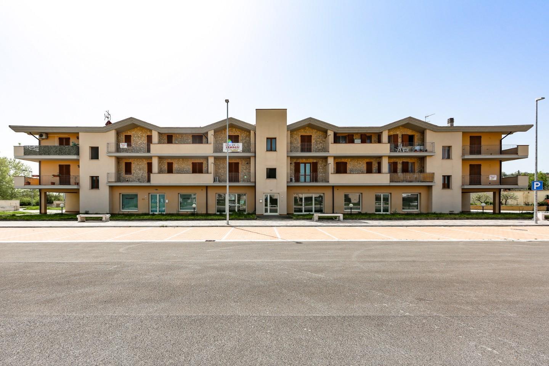 Appartamento Bilocale con terrazzo a Capannoli - 01