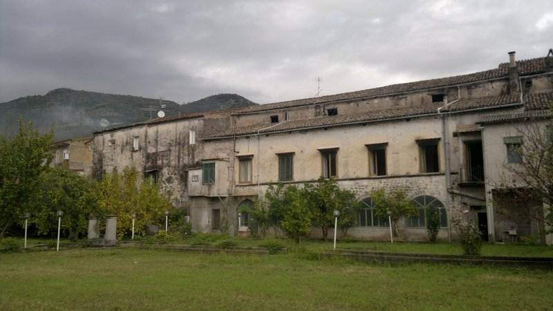 Stabile/Palazzo a Formicola in via roma - centro - 01