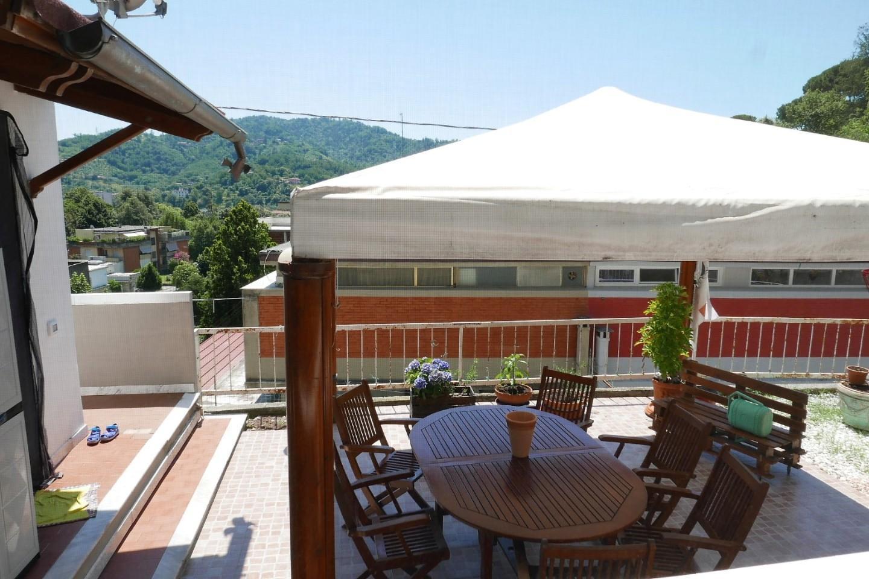 Appartamento con giardino a Carrara - centro - 01