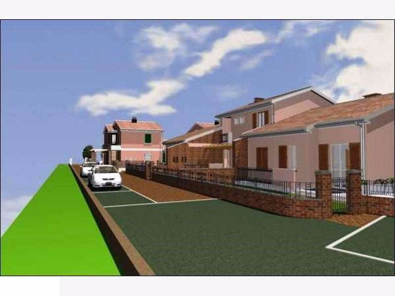 Villa con giardino a Ortonovo - dogana - 01