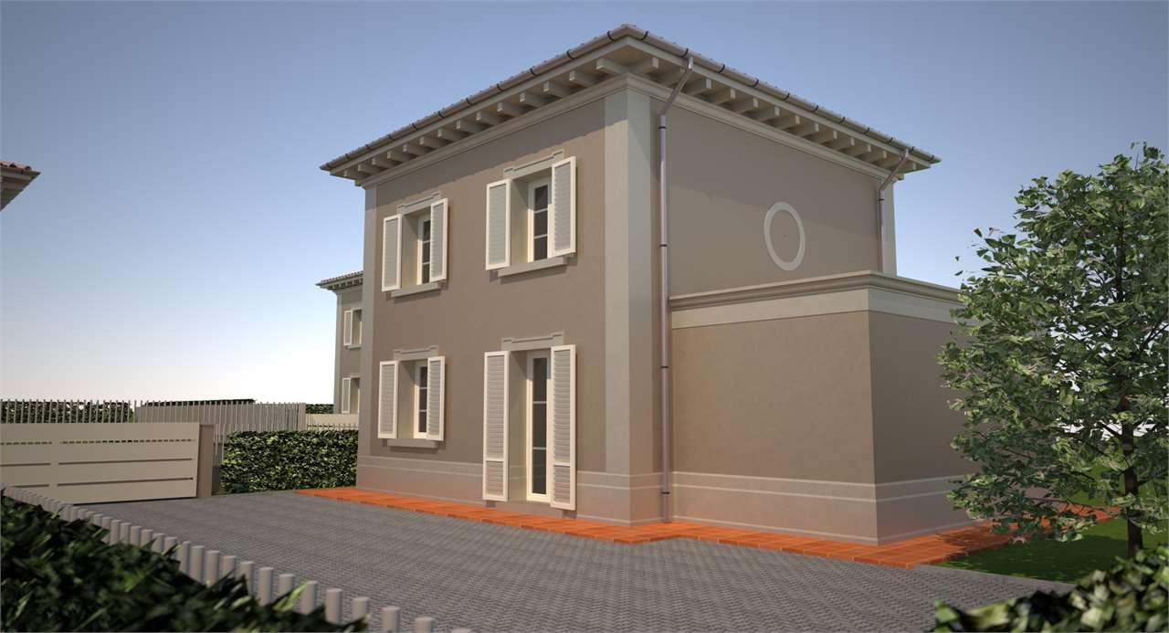 Villa con giardino a Altopascio - badia pozzeveri - 01