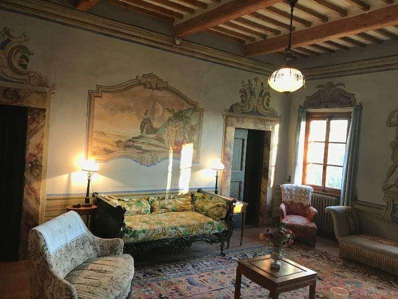 Villa con giardino a Fucecchio - 01