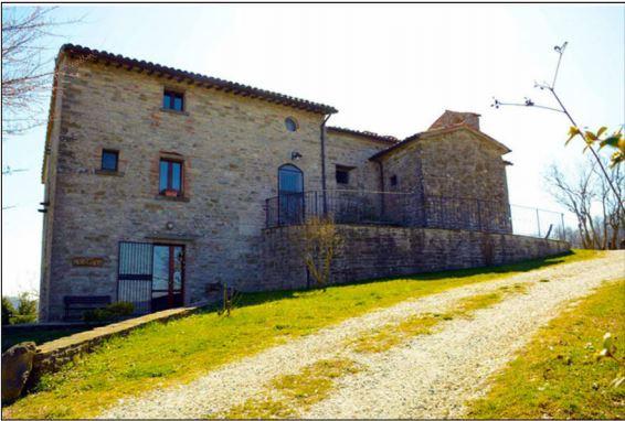 Casa indipendente in vendita a Apecchio