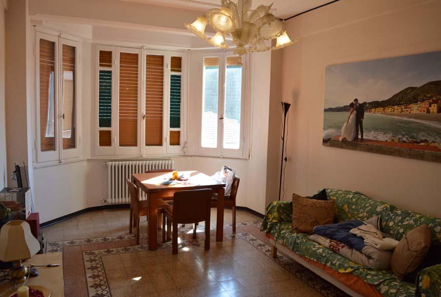 Appartamento con terrazzo a Altare