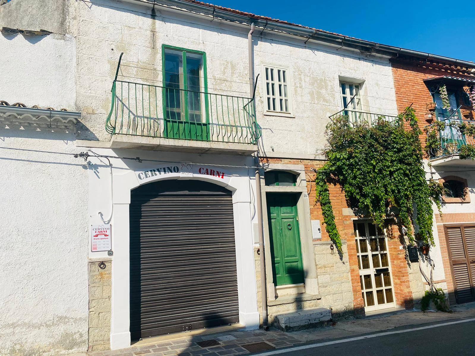 Trilocale da ristrutturare a Alberona