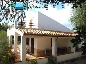 Casa indipendente con giardino a Carloforte - 01