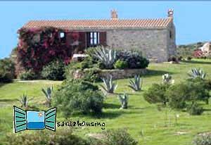 Casa indipendente con giardino a Carloforte - vista mare - 01