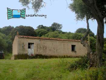 Rustico con giardino a Aglientu - 01